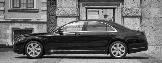 Chauffeur München Mercedes-Benz S-Klasse